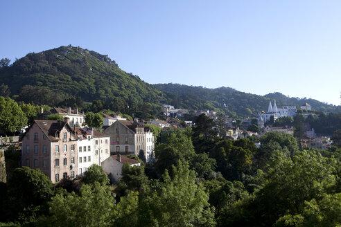 Portugal, Sintra, townscape - FA000009
