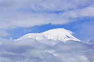 Turkey, Eastern Anatolia, Agri Province, View to Mount Ararat and clouds - SIEF005639