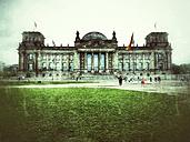 Germany, Berlin, Reichstag - ALF000168