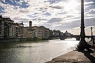Italy, Tuscany, Florence, River Arno - SBDF001096