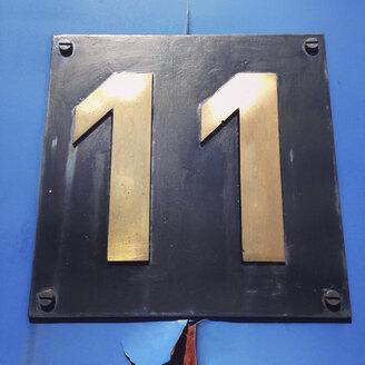 Number 11 - GSF000885