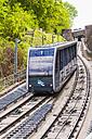 Germany, Baden-Wuerttemberg, Heidelberg, mountain railway - WD002538
