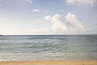 Caribbean, Antilles, Lesser Antilles, Barbados, west coast, beach - SK001576