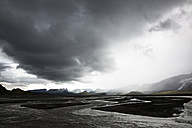 Iceland, view to landscape in the South - FC000373