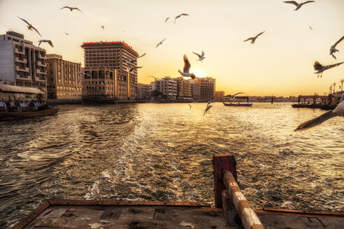 United Arab Emirates, Dubai, Dubai Creek - DAWF000082
