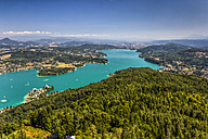 Austria, Carinthia, Woerthersee - DAWF000105