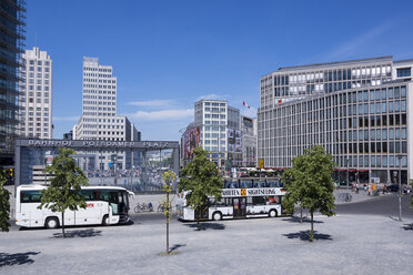 Germany, Berlin, view to Potsdam Square - WI000939