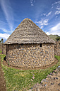 South America, Peru, View of the Temple of Wiracocha in Raqch'i, Storehouse - KRPF000686