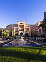 Africa, Morocco, Marrakesh-Tensift-El Haouz, Marrakesh, Luxury Hotel Sofitel - AMF002618