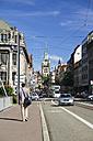 Germany, Baden-Wurttenberg, Freiburg, Martin's gate, Martinstor - KRP000816