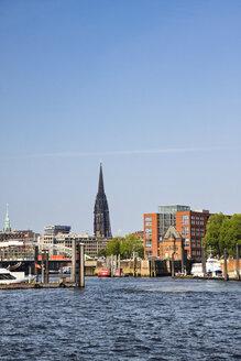 Germany, Hamburg, Port of Hamburg, St. Pauli Piers - KRPF000941