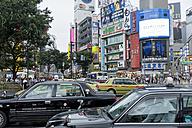 Japan, Tokyo, Rush hour - HL000679