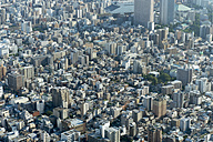 Japan, Tokyo, Cityscape - HLF000684