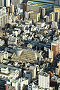 Japan, Tokyo, Cityscape, residential houses - HLF000690