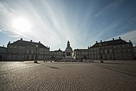 Denmark, Copenhagen, Amalienborg Castle - PAF000760