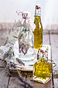 Lavender vinegar, rosemary oil and thyme oil - SBDF001145