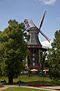 Germany, Bremen, Am Wall Windmill - OLEF000030