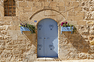 Turkey, Mardin, door in old town - SIEF005786
