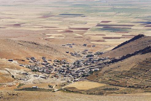 Turkey, Mesopotamian plain and village Eryeri near Mardin - SIEF005789