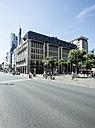 Germany, Hesse, Frankfurt, buildings at Goetheplatz and Rossmarkt - AMF002679