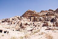 Jordan, Petra, Street of Facades - FLF000492
