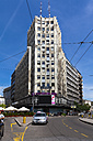 Serbia, Belgrade, Savski Venac, office tower Albania - AM002656