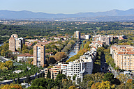 Spain, Madrid, Manzanares, Rio Manzanares - MIZ000621