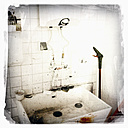 lavatory in an artist studio, Germany - MEMF000424
