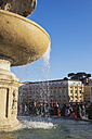 Italy, Rome, people on St. Peter's Square at New Year 2014 - GW003295