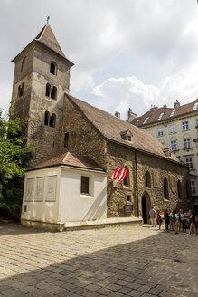 Austria, Vienna, view to Ruprechtskirche - EJW000522