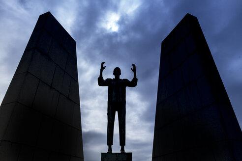 Austria, Mauthausen concentration camp, Czech memorial - EJW000564