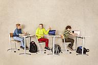 Children in classroom - BAEF000718