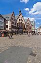 Germany, Hesse, Frankfurt, Roemerberg, Historical Townhall - AM002738