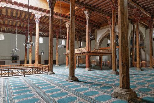 Turkey, Turkey, Anatolia, Central Anatolia, Province Konya, Beysehir, Esrefoglu-Mosque - SIE005869