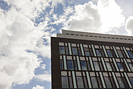 Germany, Berlin, part of facade of office building - HCF000062