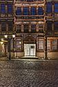 Germany, Lowe Saxony, Hildesheim, Facade, Wedekind house - PVC000101