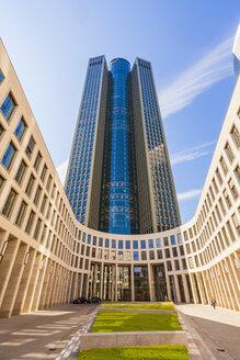Germany, Hesse, Frankfurt, Tower 185 - WD002574