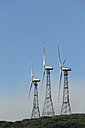 Spain, Andalusia, Tarifa, Wind farm - KBF000160