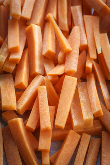 Sliced carrots - EVGF000824