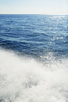 USA, Florida, Florida Keys, sea foam - BRF000653
