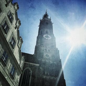 St Martin's Church, Landshut, Bavaria, Germany - SARF000792