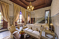 Morocco, Fes, Hotel Riad Fes, hotel suite - KMF001466