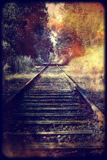 Railway track, composing - HOHF000978