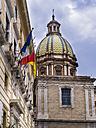Italy, Sicily, Province of Palermo, Palermo, Piazza Pretoria, Church San Giuseppe dei Teatini - AMF002811
