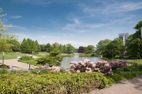 Germany, Hamburg, Planten un Blomen park - CSTF000413