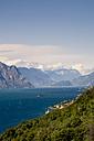 Italy, Veneto, Brenzone, Lake Garda, Biaza and Campo - LVF001859