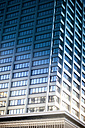 South Africa, Cape Town, facade of high-rise building - ZEF000863