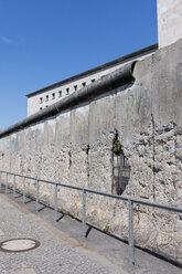 Germany, Berlin, Berlin-Kreuzberg, Documentation Centre Topography of Terror, Wall remains of the Berlin Wall - WIF001023