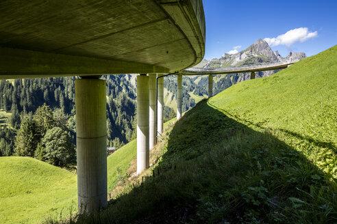 Austria, Vorarlberg, Hochtannberg Mountain Pass near Schroecken - STSF000502