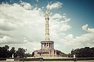 Germany, Berlin, Berlin-Tiergarten, Great Star, Berlin Victory Column - KRPF001116